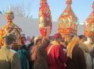 Procesión de los Cirios, el aniversario de Mahoma en Salé