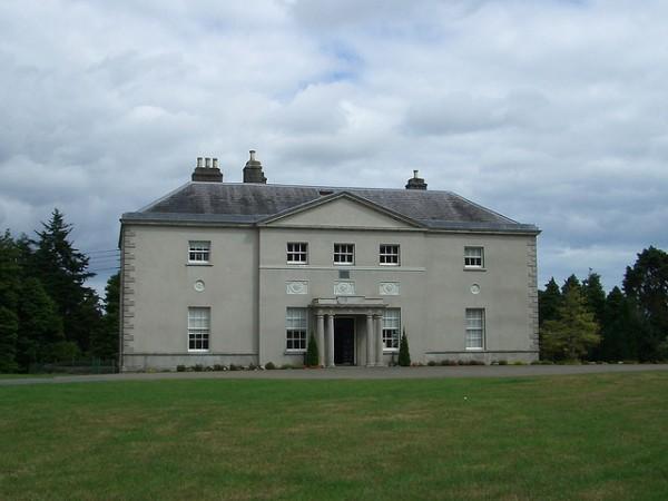 Avondale House en el Condado de Wicklow