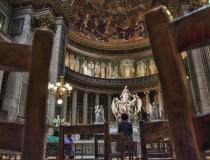 Tesoros en las iglesias parisinas