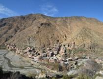 Setti Fatma y la Ruta de las Siete Cascadas