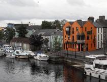 Athlone, ciudad del condado de Roscommon