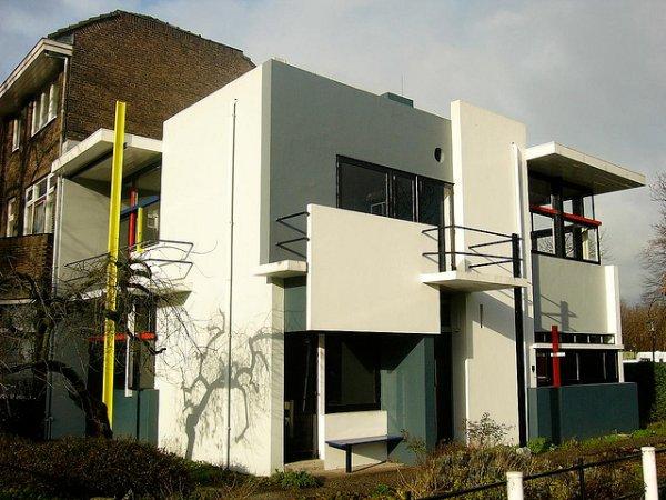La Casa Schroder de Utrecht, patrimonio de la humanidad