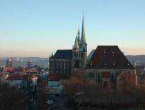Erfurt, capital de Turingia