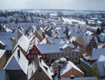 Feuchtwangen, ciudad del estado de Baviera