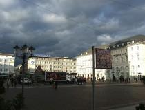 Karlsruhe, la ciudad abanico del suroeste de Alemania