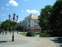 Kecskemét, belleza en el centro de Hungría