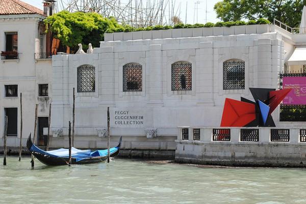 El Museo Guggenheim de Venecia