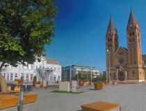 Nyíregyháza, una de las ciudades más importantes del norte de Hungría