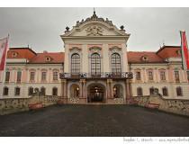 El palacio de Gödöllö