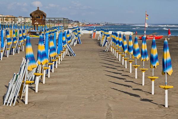 Lido di Ostia, la playa más cercana a Roma
