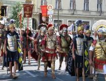 Carnaval veraniego en la ciudad de Szombathely