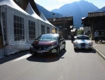 El clásico Rally Silvretta en el valle de Montafon
