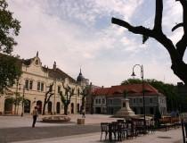 Szeksárd, la capital de condado más pequeña de Hungría