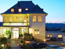 El Hotel Villa Hugel en Trier