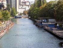 Disfrutar del agua en verano en Zúrich