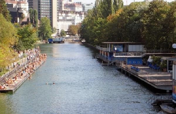 Disfrutar del agua en verano en Zurich