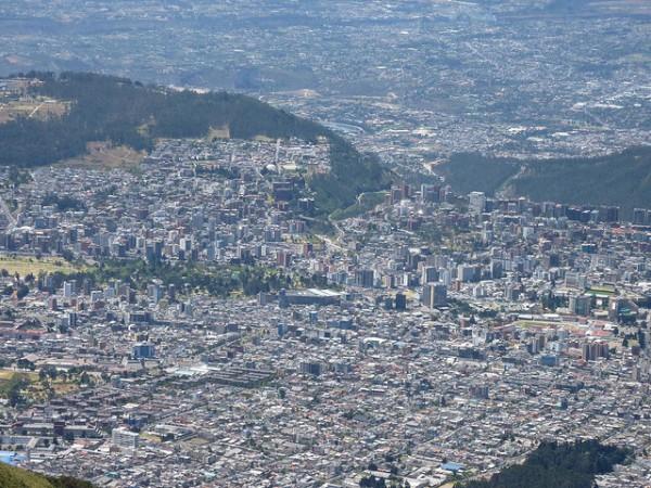 Quito, el relicario de América
