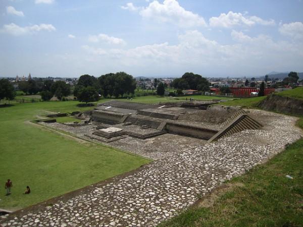 Imagen de los restos arqueologicos