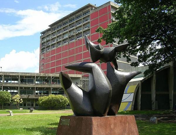 Ciudad Universitaria de Caracas, una joya arquitectónica