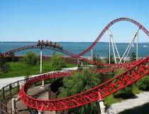 Cedar Point, el mejor parque de atracciones del mundo