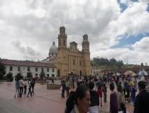 Chiquinquirá, capital religiosa de Colombia