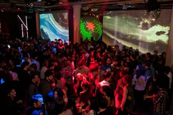 Lux es la discoteca más famosa de Lisboa