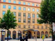 El Gran Hotel Steigenberger en Leipzig