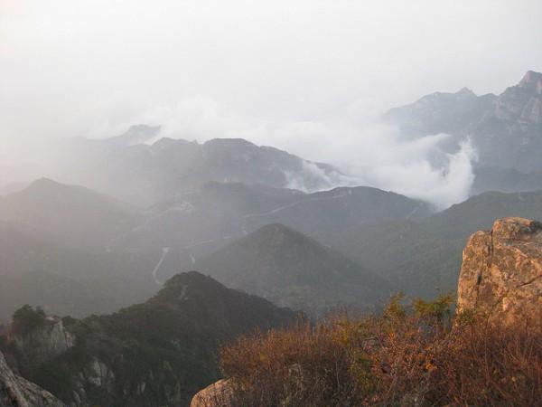 Las montañas sagradas del taoísmo