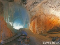 Las cuevas Eisriesenwelt, un espectáculo geológico