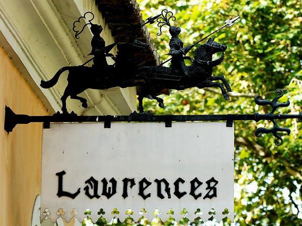 El Hotel Lawrence's de Sintra es uno de los más antiguos del mundo
