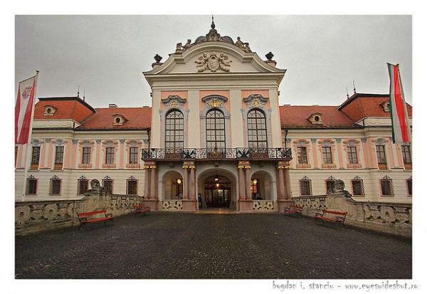 Palacio de Godollo