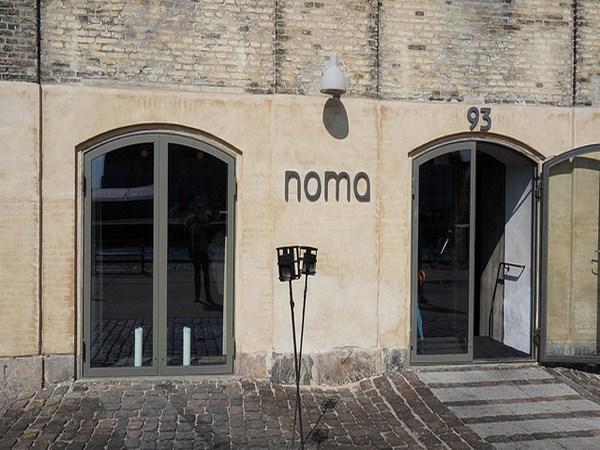 Noma de Copenhague, el mejor restaurante del mundo