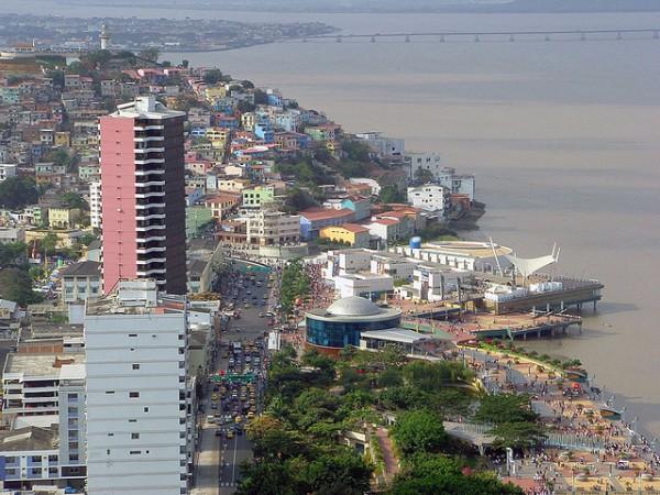 Guayaquil una ciudad en plena evolución