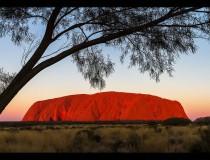 Uluru, el ombligo del mundo