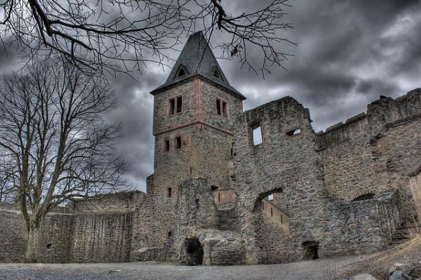 Halloween y la aventura en el Castillo de Frankenstein en Darmstadt