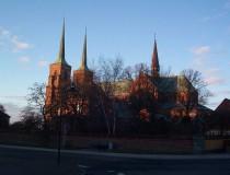 Roskilde, antigua capital de Dinamarca