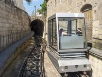 El funicular de Guindais, una curiosa manera de moverse por Oporto