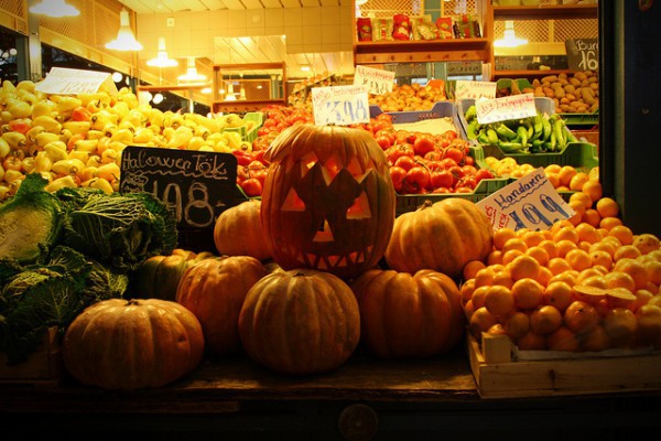 Halloween en Budapest