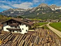 Kitzbühel, pequeña localidad turística en el Tirol