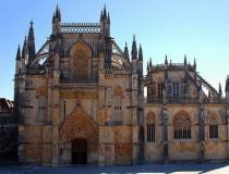 La villa de Batalha y su famoso Monasterio