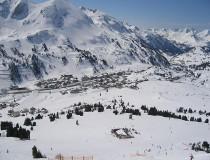 La estupenda estación de esquí de Obertauern