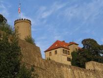 El Castillo de Sparrenburg, en la ciudad de Bielefeld