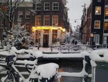 Café 't Smalle, uno de los rincones con más encanto de Amsterdam