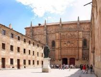 Los universitarios extranjeros eligen Salamanca