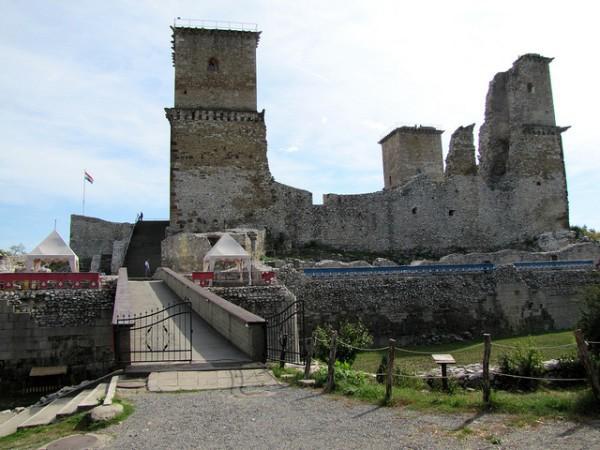 El histórico castillo de Diósgyör
