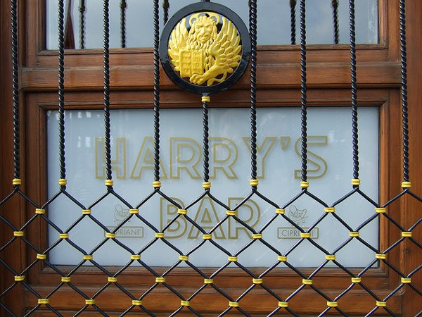 El Harry's Bar de Venecia, uno de los bares más famosos del mundo