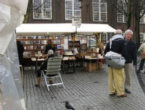 Las mejores librerías de Amsterdam