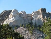 El Monte Rushmore, todo un monumento nacional