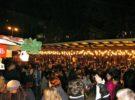 Los mercados de Navidad en Budapest