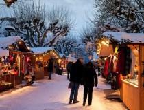 El mercado de Navidad en el Lago Constanza
